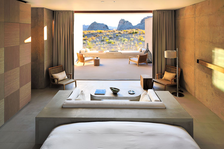 amangiri luxury resort